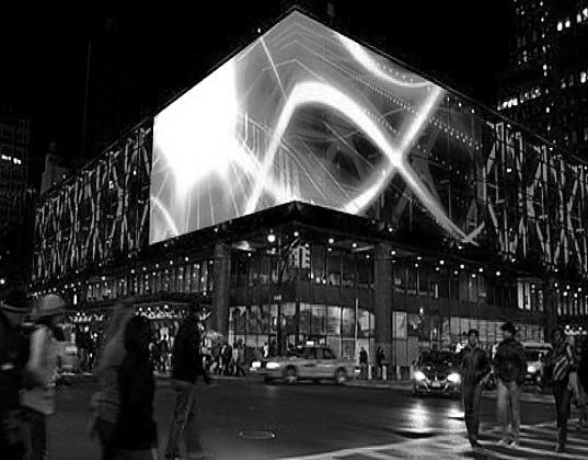 Największy ekran LED na świecie